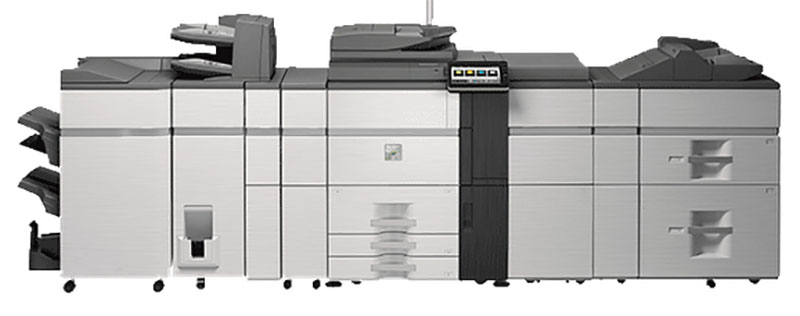 sharp mx7580n copier