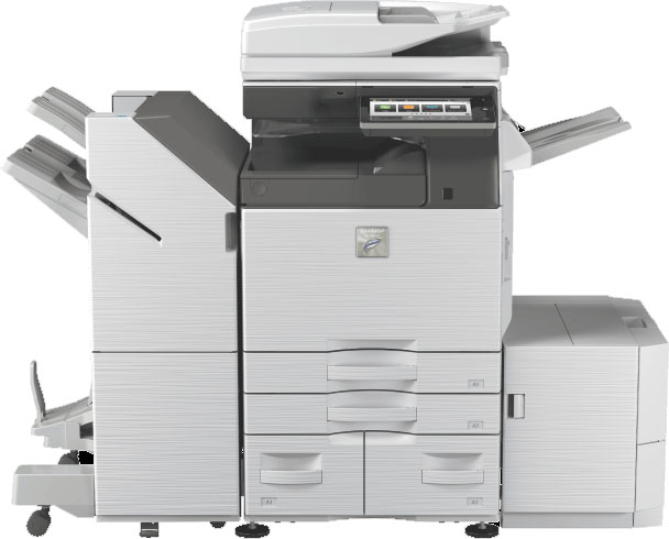 sharp mxm3570 copier