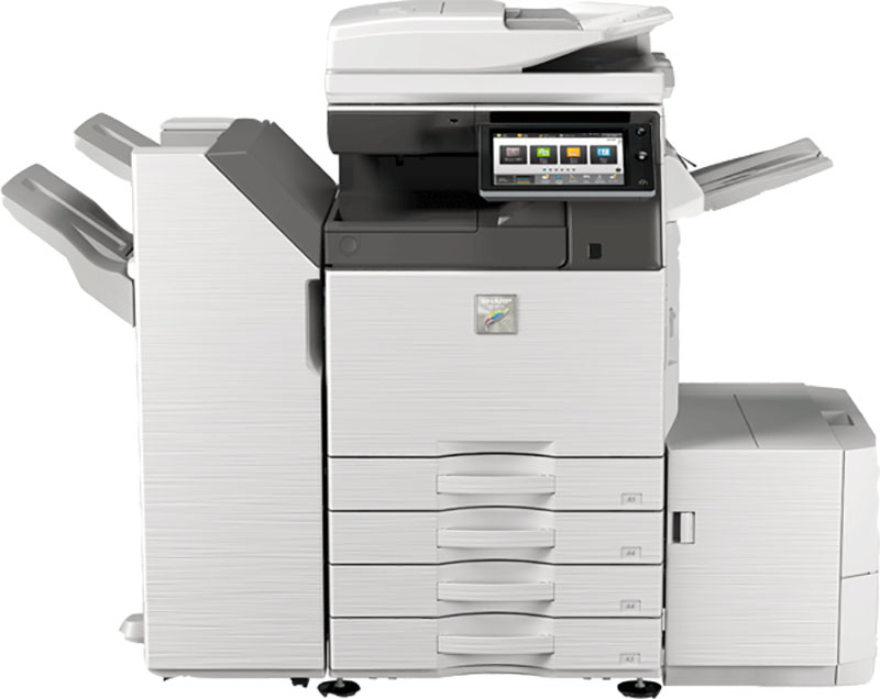 sharp mx-4071 colour mfp