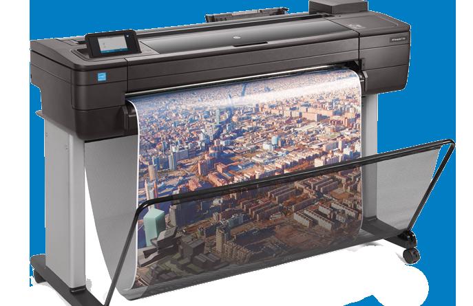 HP DesignJet T730 Office Printer