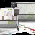 HP DesignJet T830 Office Printer