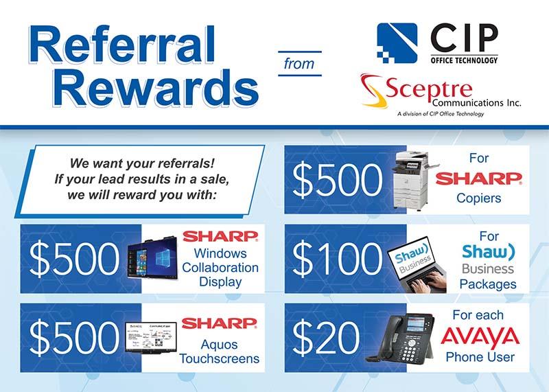 cip referral program