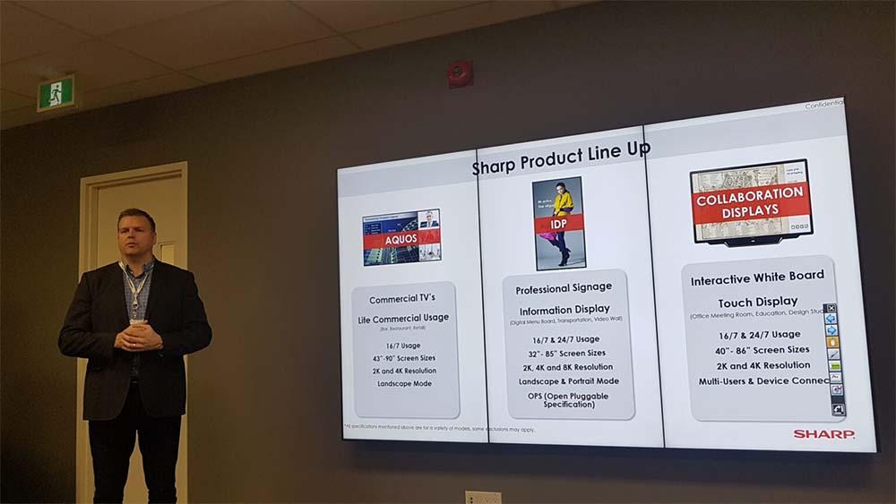 Windows Collaboration Display Highlights