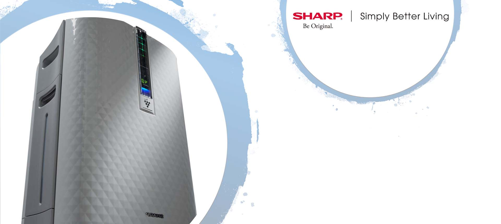 sharp plasmacluster air purifiers