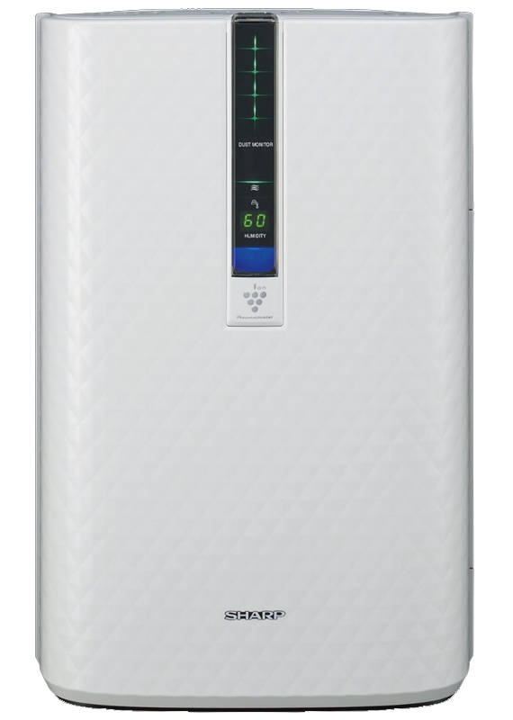 sharp air purifier kc850u