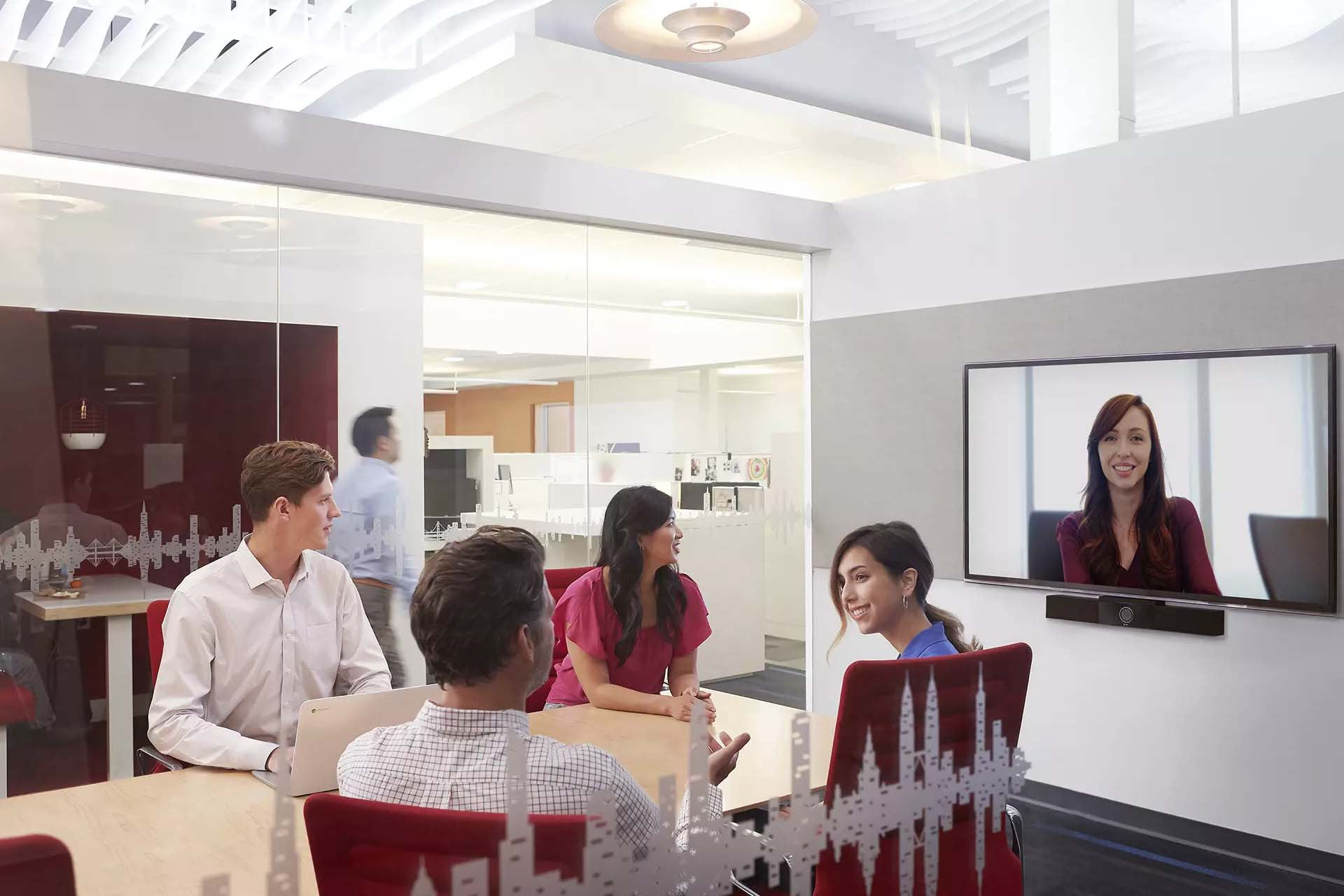 poly studio video conference bars
