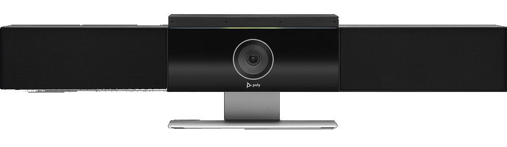 poly studio conference camera