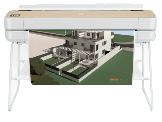HP DesignJet Studio - Wood