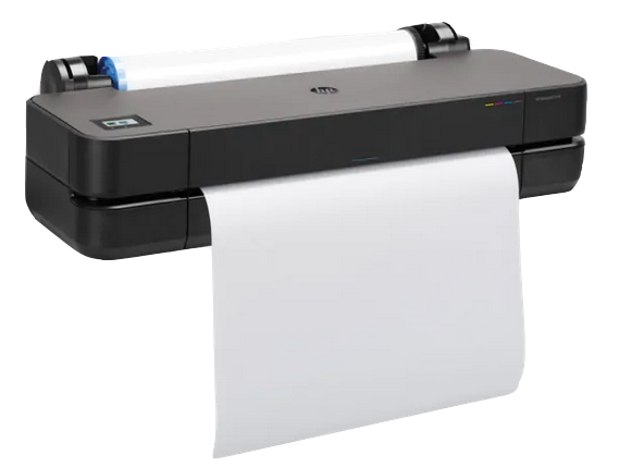 HP DesignJet T210 Large Format Compact Wireless Plotter Printer