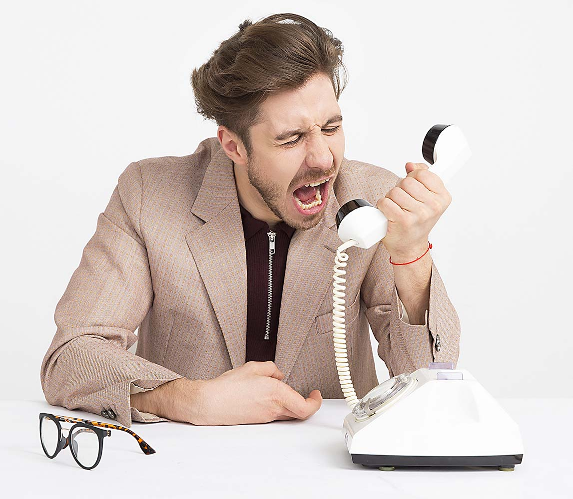 telephone pro tip - failover
