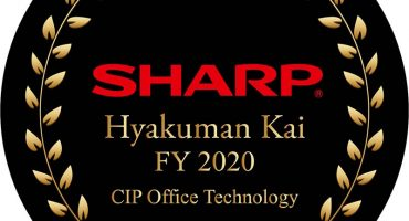 Sharp Hyakuman Kai Dealer Awarded